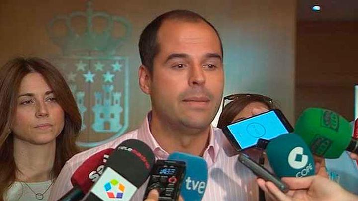 """Ciudadanos pide que comparezca Taboada en la Asamblea """"antes de finalizar julio"""""""