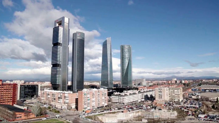 El nuevo proyecto de Castellana Norte prevé reducir un 36% las construcciones