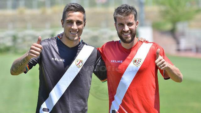 Oscar Trejo y Francisco Cerro