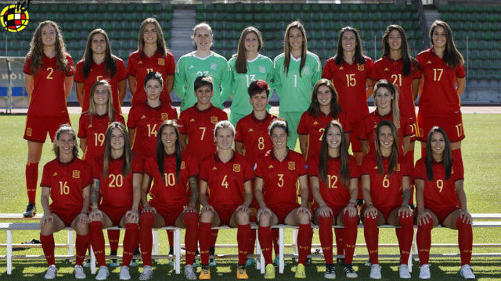 España inicia su sueño ante Portugal en la Eurocopa femenina