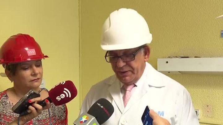Sanidad habilita 182 camas más en hospitales madrileños y contrata a 371 eventuales