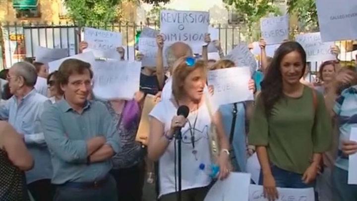 Vecinos de Galileo piden anular la peatonalización con apoyo de Almeida y Villacís
