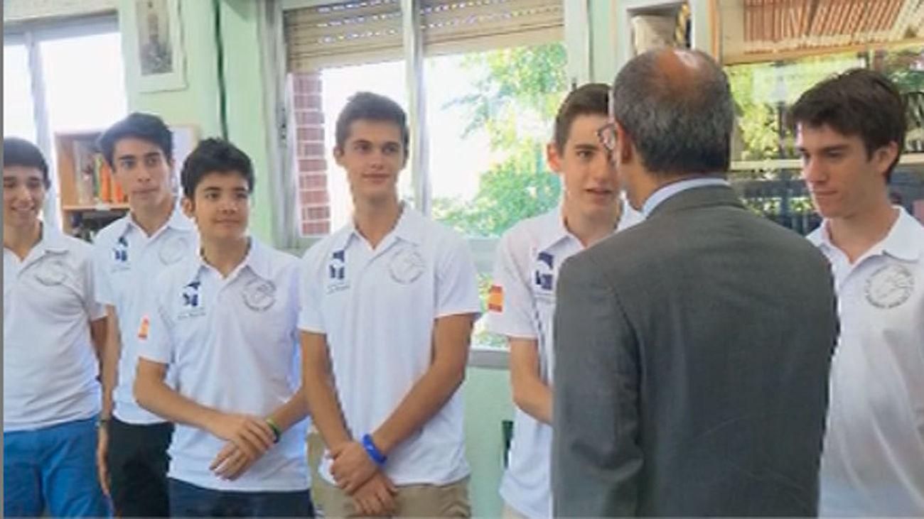 Siete estudiantes madrileños premiados por la Agencia Espacial Europea