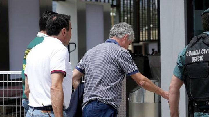 Prisión sin fianza para Villar, su hijo y Padrón por lucrarse con la federación