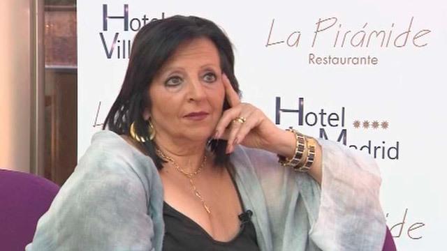 Pilar, la supuesta hija de Salvador Dalí