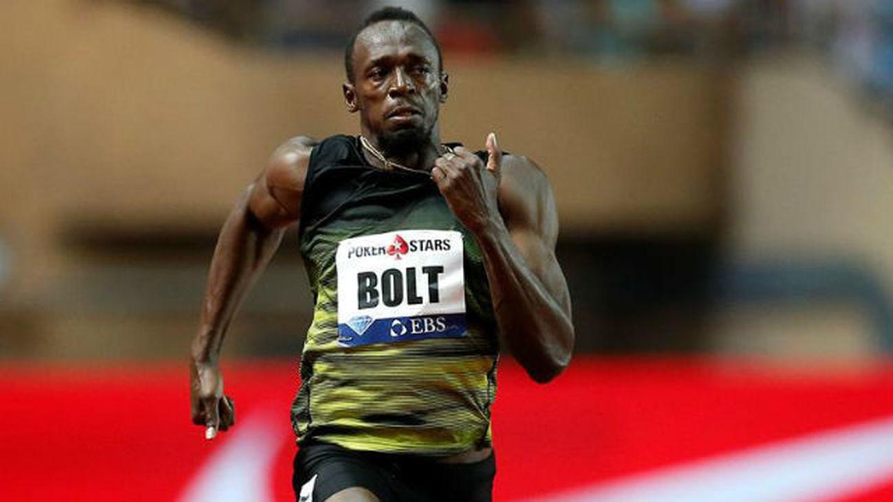 Los secretos de la zancada de Usain Bolt