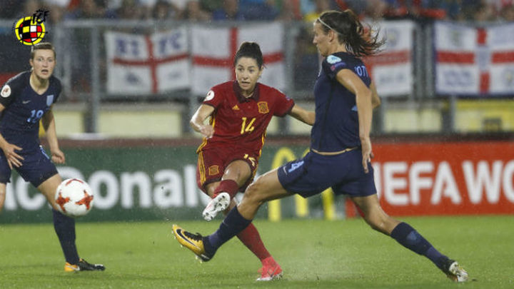 0-2. Una España con la pólvora mojada cae ante Inglaterra