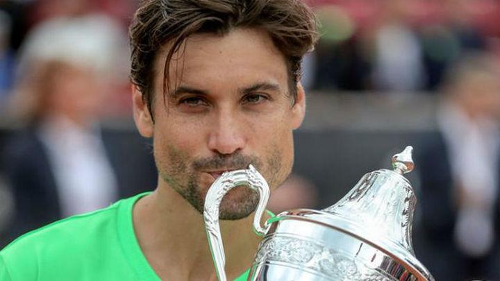 Ferrer se corona en Bastad