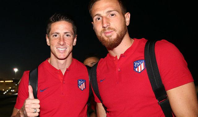 Fernando Torres y Oblak