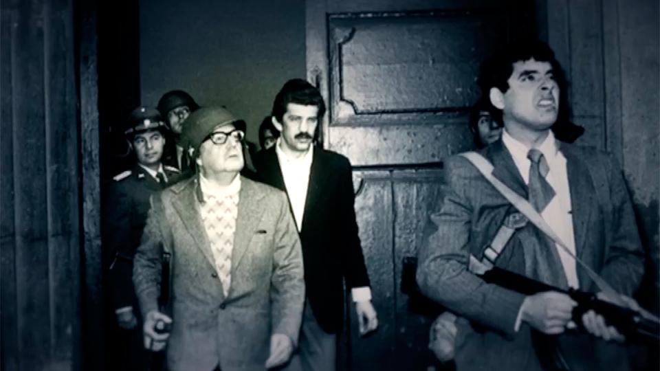 El caso Salvador Allende