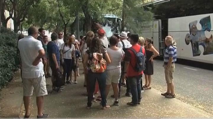 Barcelona cobrará una nueva tarifa a quienes la visiten un día sin pernoctar