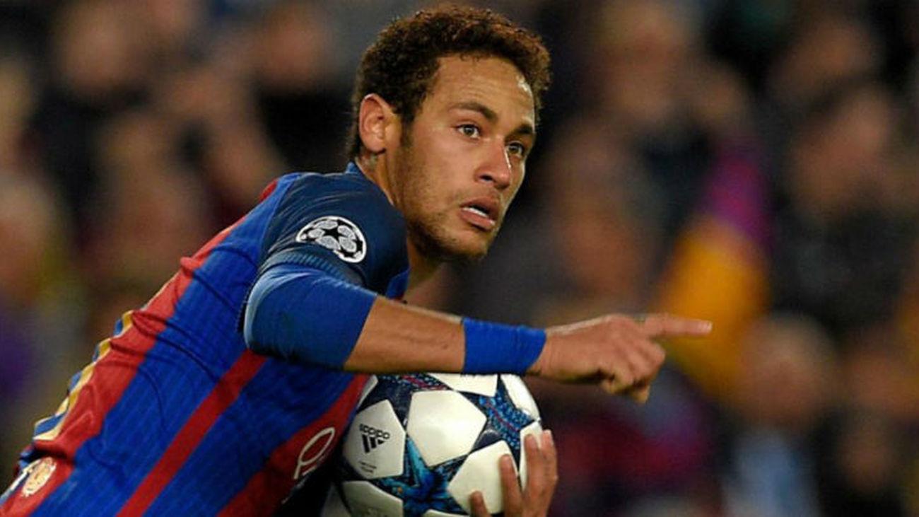 El clan Neymar espera garantías del PSG