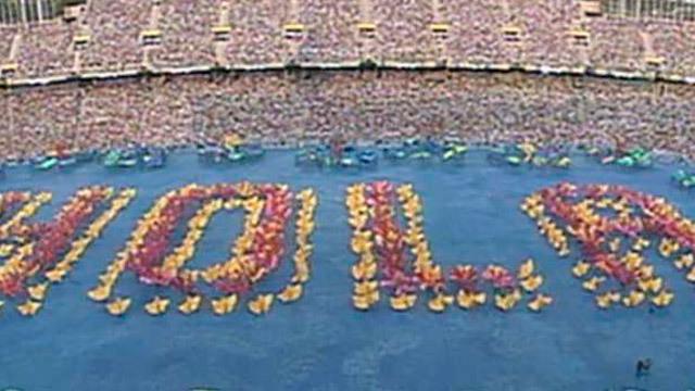 Unos juegos que cambiaron Barcelona