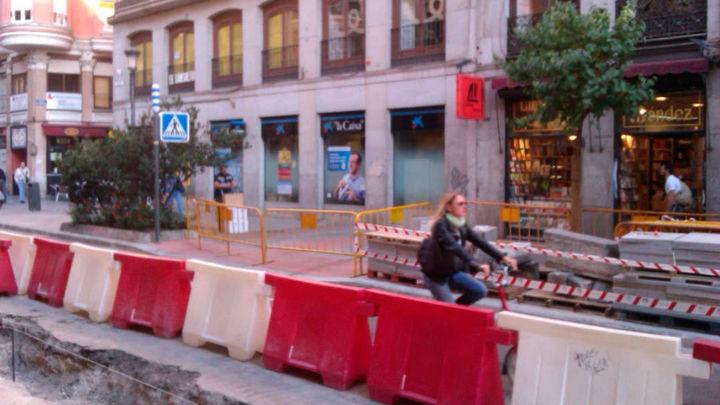 Villacís pide al Ayuntamiento que rectifique y pare las obras del carril bici