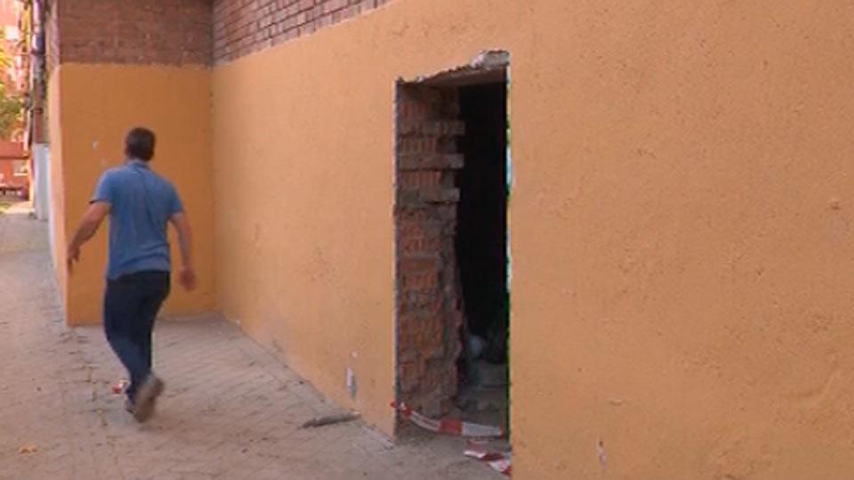 Obras ilegales en Santa Eugenia