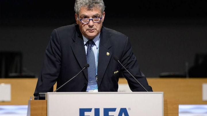 Villar dimite como vicepresidente de la FIFA y de la UEFA