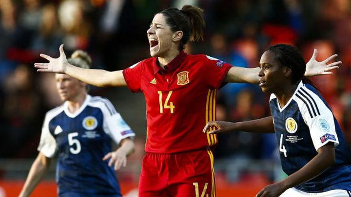 0-1. España, a cuartos pese a otra derrota ante Escocia