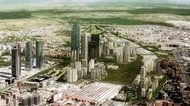 La Comunidad de Madrid se integra en la mesa técnica sobre la 'Operación Chamartín'