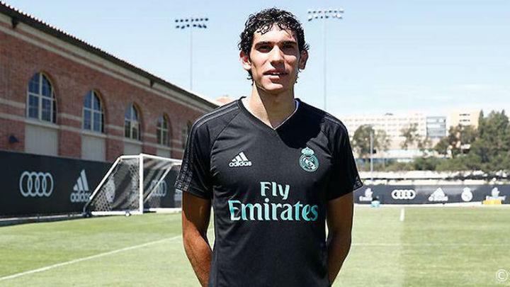 Vallejo, fuera de la lista de 23 del Madrid para el Mundial de Clubes