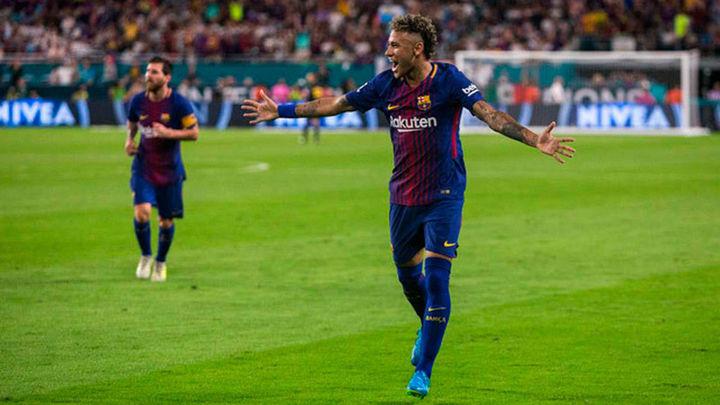 El Barça valora denunciar al PSG ante la UEFA por Neymar