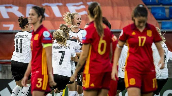 0-0 (5-3). España se despide de la Eurocopa tras caer con Austria en los penaltis