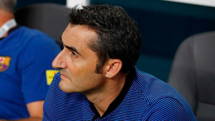 Valverde dice que cuenta con Neymar y que su salida todavía no ha sucedido