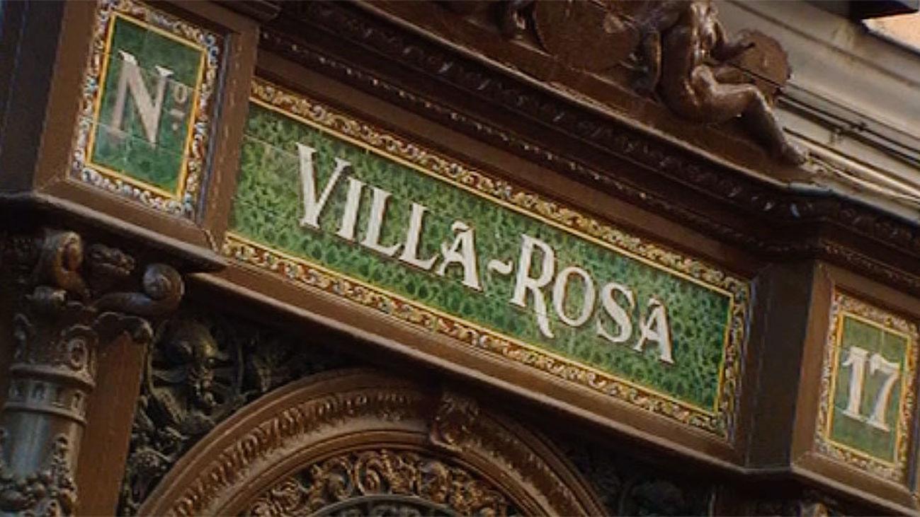 Villa Rosa, el templo del flamenco en Madrid