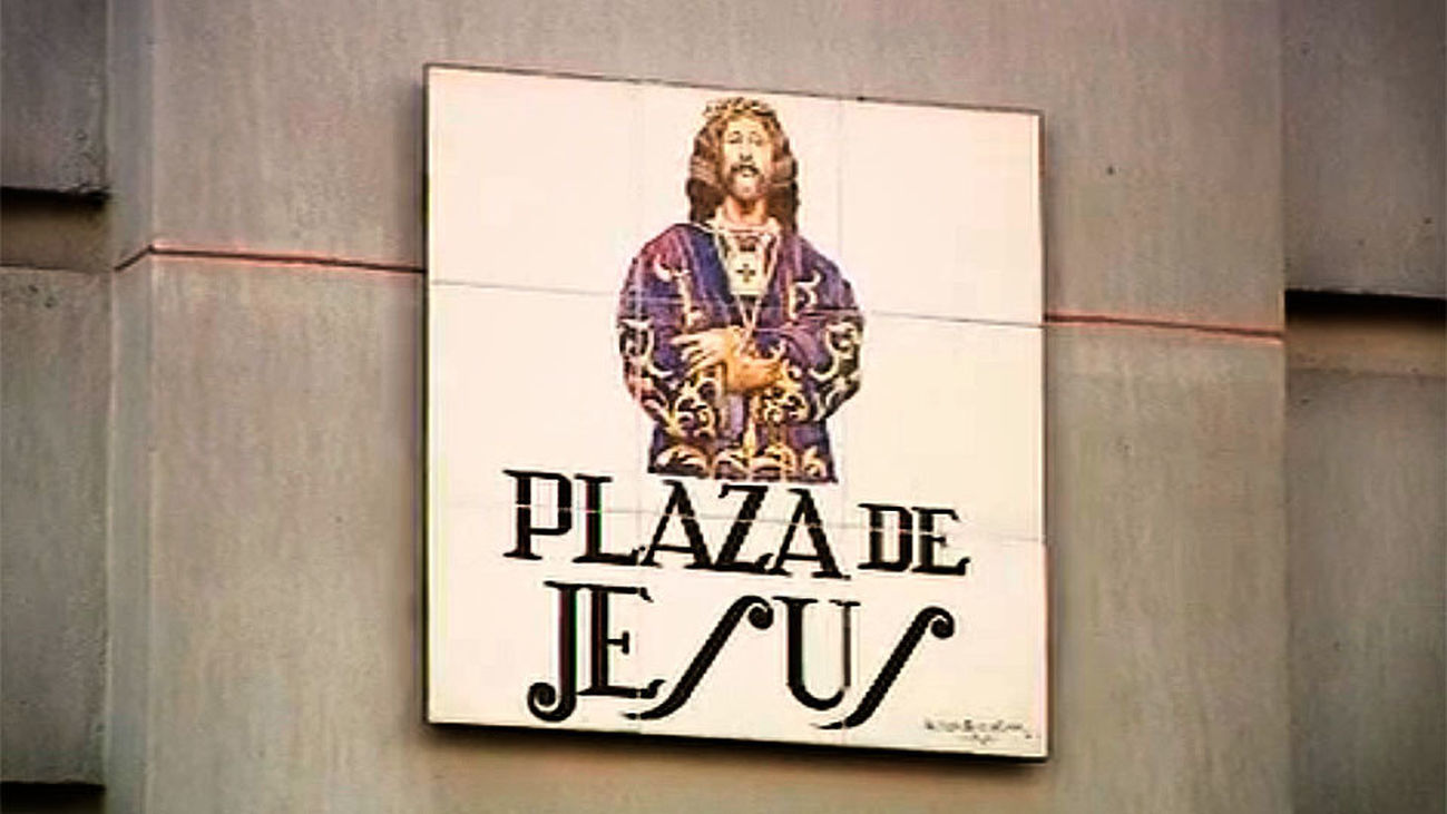 Esta es mi calle: Plaza de Jesús
