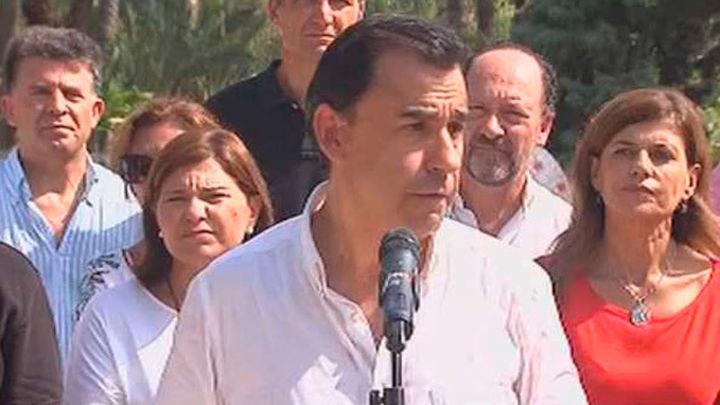 """Maillo (PP): """"Las instituciones están preparadas para defender la legalidad"""""""