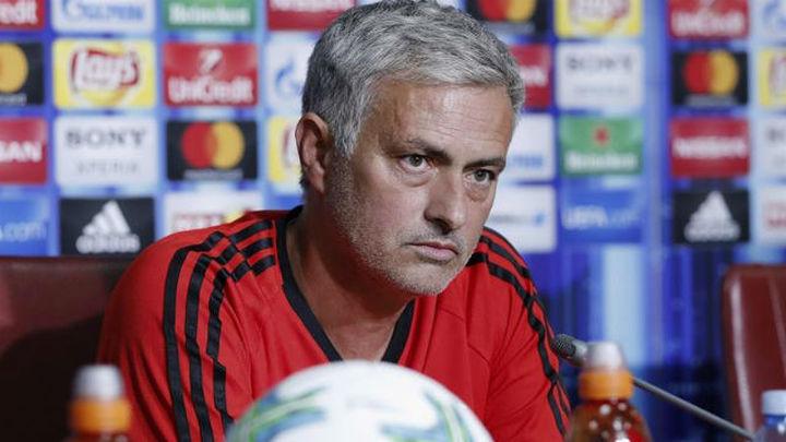 """Mourinho: """"En el Real Madrid di más de lo que había dado alguna otra vez"""""""