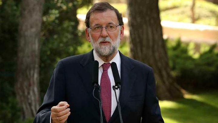 """Rajoy considera """"un disparate"""" tratar """"a patadas"""" a los turistas"""