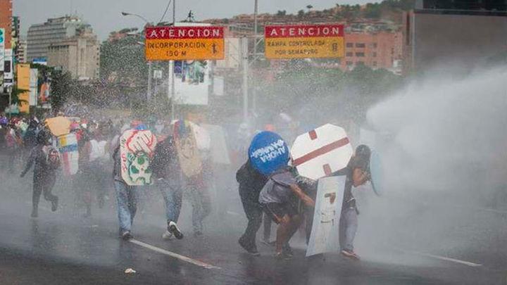 """La ONU acusa a Caracas de """"maltratar y torturar"""" a manifestantes y detenidos"""