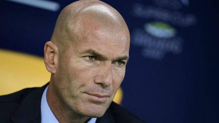 """Zidane: """"Este equipo tiene carácter y hambre"""""""