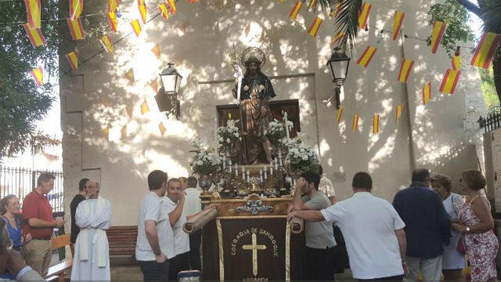 Verbena, fiesta de la espuma y djs amenizarán las fiestas de San Roque de Arganda