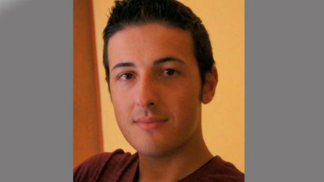 Bruno Gulotta, de 35 años de edad, estaba de vacaciones con su familia