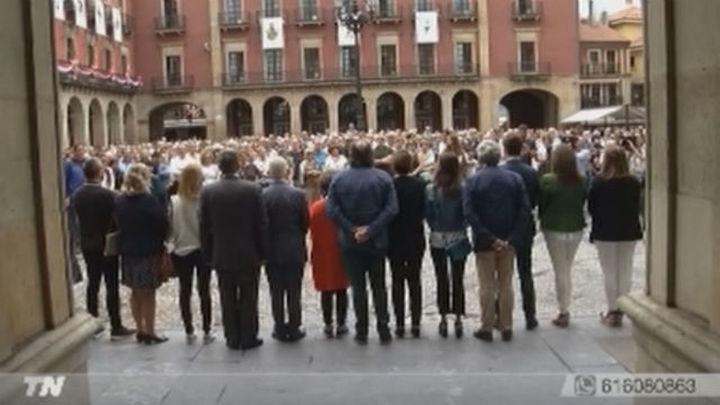Solidaridad y muestras de cariño para Barcelona