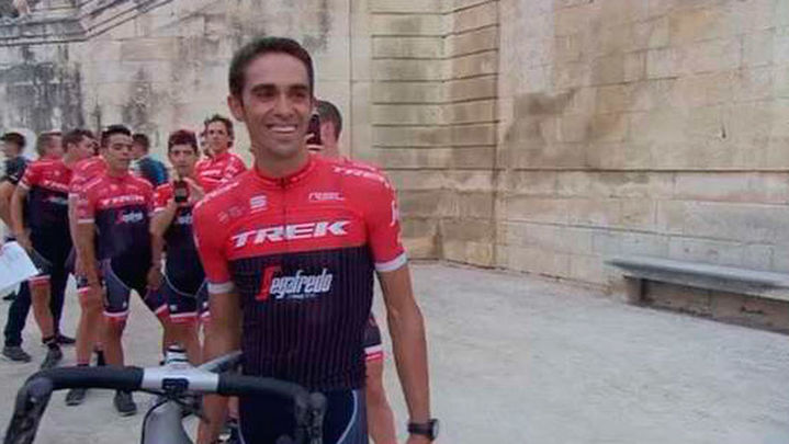 """Contador: """"La Vuelta es el mejor sitio para despedirme"""""""