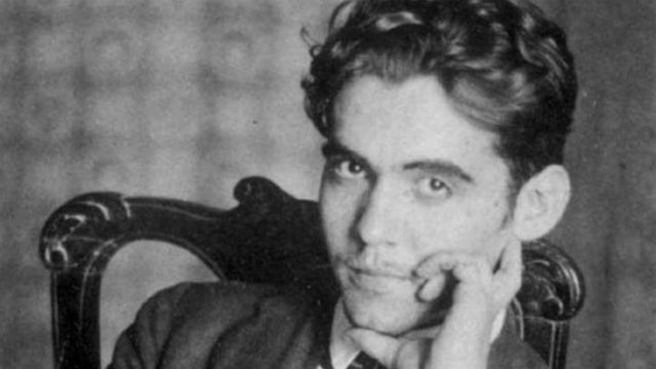 Versos de Lorca a La Rambla