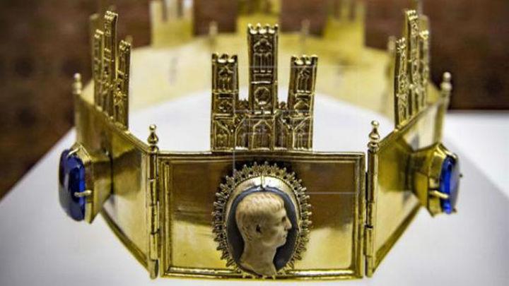 """La corona del rey Sancho IV """"brillará"""" en el Museo Arqueológico Nacional"""