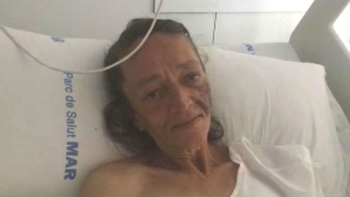 """Fernanda, víctima del terror: """"no me siento afortunada"""""""