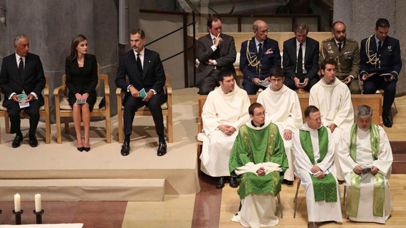 Omella elogia la unidad por la paz y  la convivencia y la respuesta de la sociedad