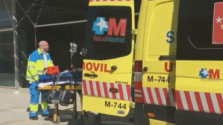 Muere en un circuito de motocross en San Martín de la Vega