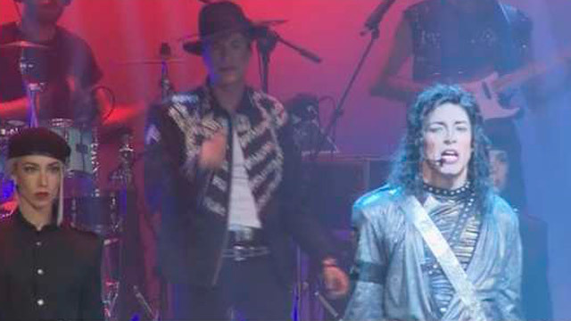 Tributo a Michael Jackson en Madrid
