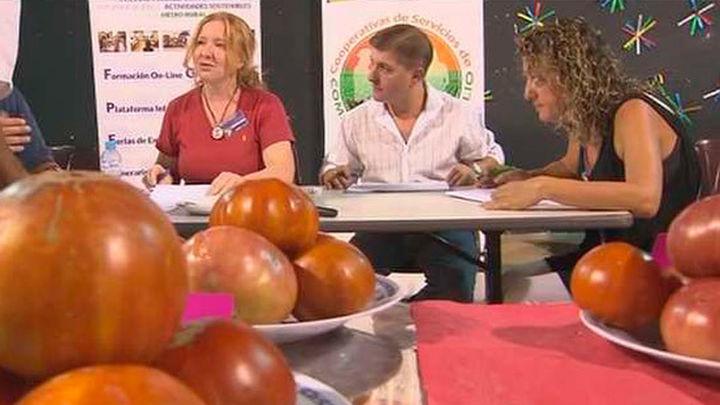 Orusco de Tajuña celebra la Feria del Tomate
