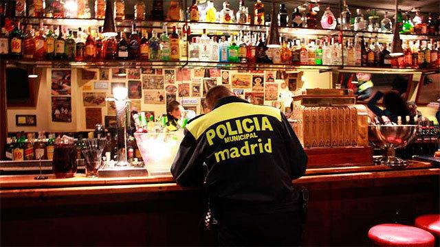 Inspección de la Policía Municipal de Madrid