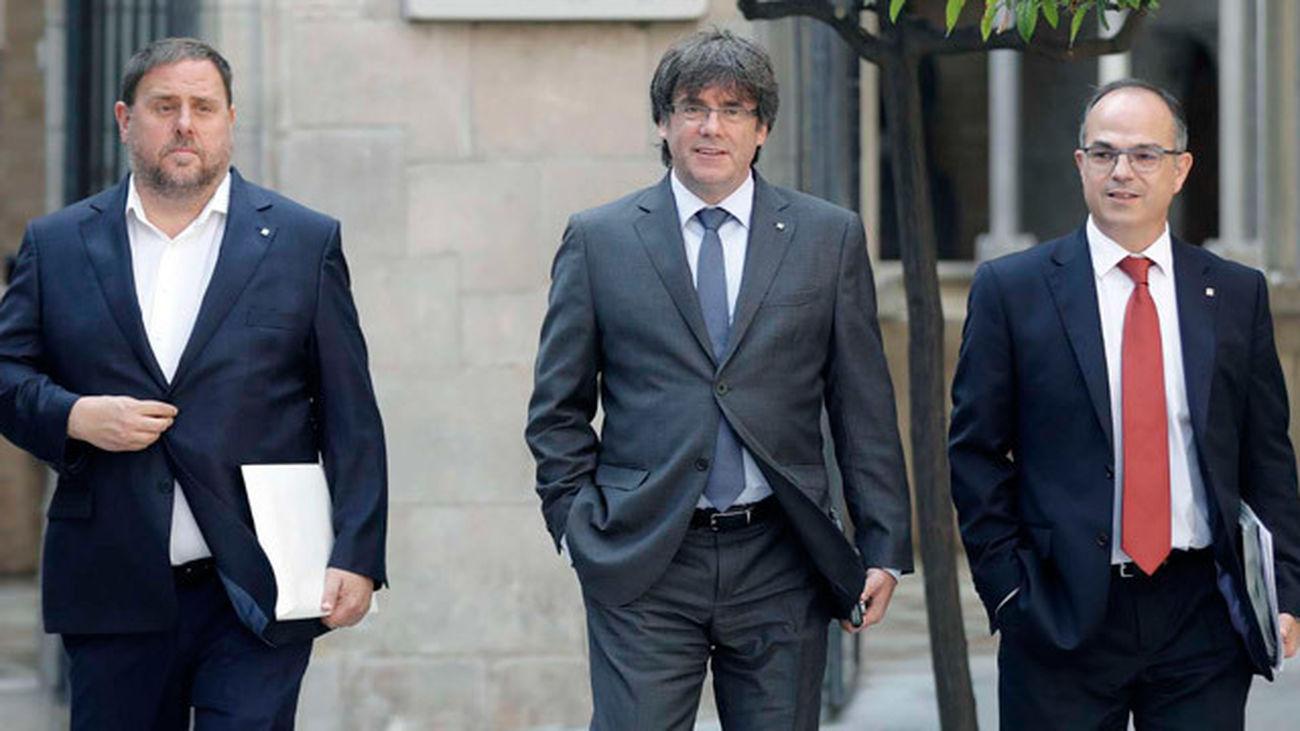 Reunión del Govern de la Generalitat