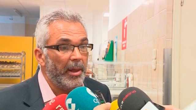 Carlos Izquierdo, consejero de Asuntos Sociales