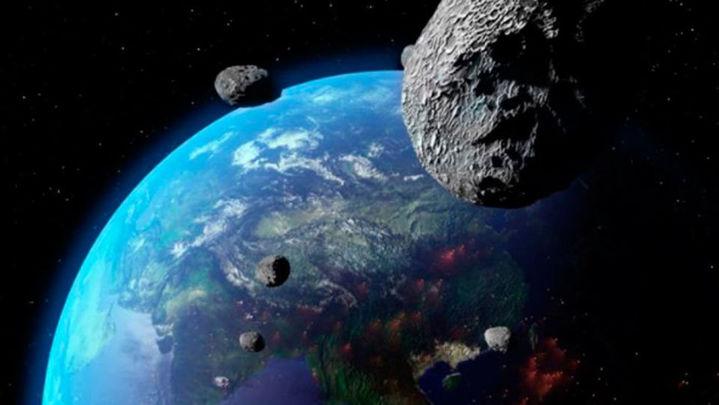 Pasa junto a la Tierra el asteroide 'Florence', el más grande observado por la NASA
