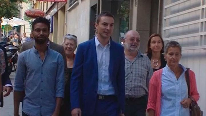 El alcalde de Soto registra su candidatura a las primarias del PSOE-M