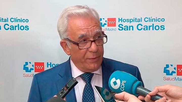 Sánchez Martos: Crece la satisfacción con la sanidad, pero hay que mejorar las Urgencias